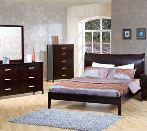 JAY Curved Bed
