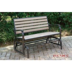 Outdoor Loveseat Glider P50139