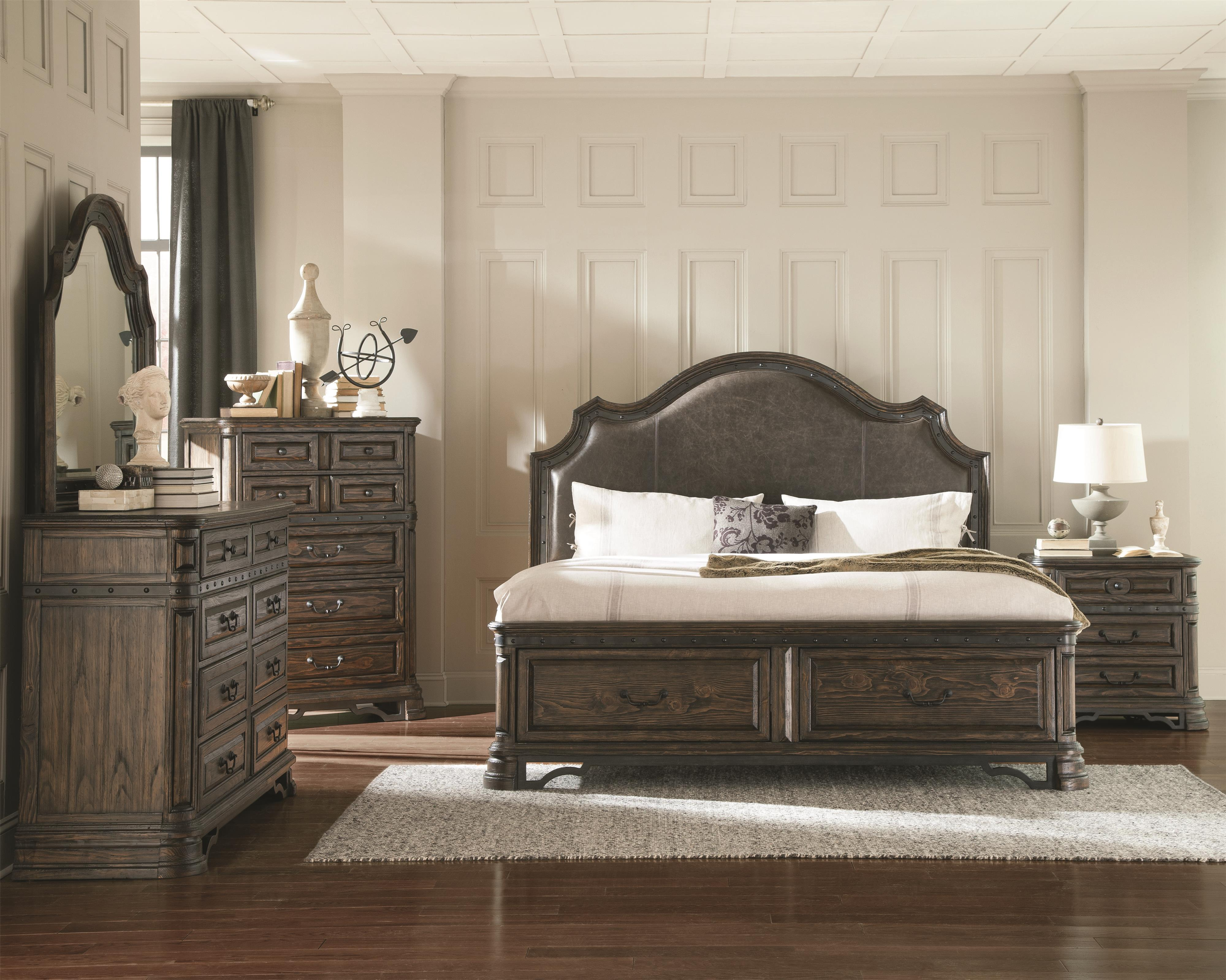 Carlsbad Bedroom Collection Set