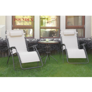 3-Pcs Outdoor Set 104