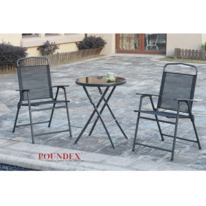 3-Pcs Outdoor Set 118