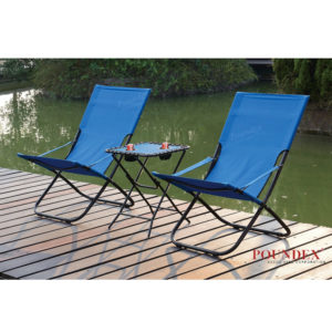 3-Pcs Outdoor Set 124
