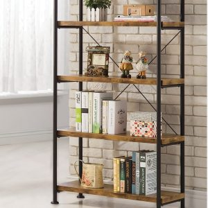 coaster-801542-barritt-antique-wood-metal-bookcase_1400x